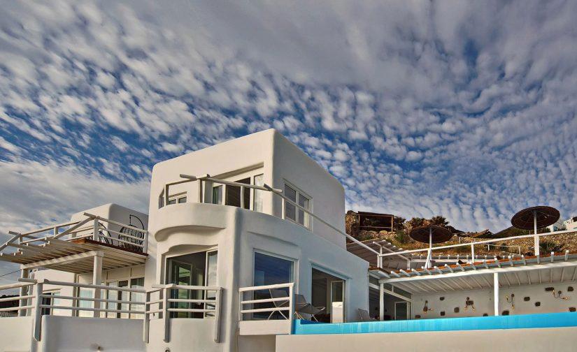 Mykonos top villa