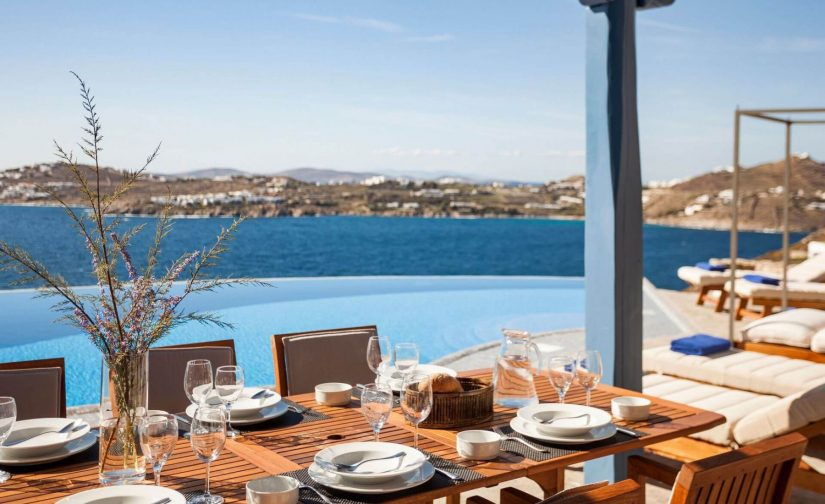 breakfast in mykonos